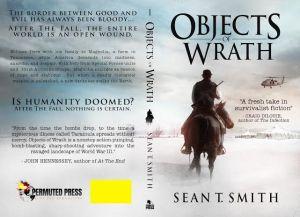 objects of Wrath, wrap